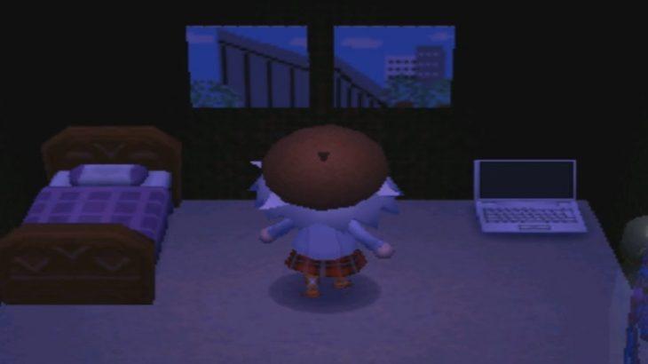 【とび森】アニメ好きな女の子の地下の部屋が怖い【PART138】(みねっと)