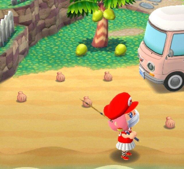 【ポケ森】貝は湧くの時間かかるからかよく売れるね確かに(どうぶつの森まとめ速報)