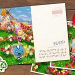 【ポケ森】赤いチューリップとピンクのチューリップ、老眼には違いが分かりづらいwwww【ガーデンイベント】(どうぶつの森まとめ速報)