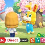 あつまれ どうぶつの森 [Nintendo Direct mini 2020.3.26](任天堂公式ch)