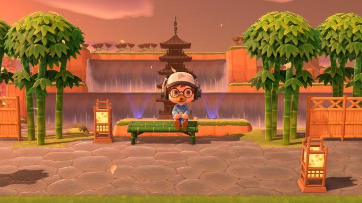 【あつ森】和風エリアに花畑!ガチ勢が作った島のクオリティが高すぎる!【あつまれどうぶつの森】(みねっと)
