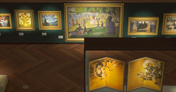 【あつ森】美術品、寄贈用・保管用・贋作でフルコンプまで何個必要?【どうぶつの森 まとめ】(どうぶつの森まとめ速報)