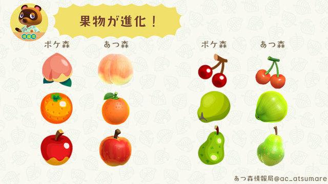【あつ森】サブ果物や花って何でわかったの?何かわかる方法あるなら知りたい!【どうぶつの森 まとめ】(どうぶつの森まとめ速報)