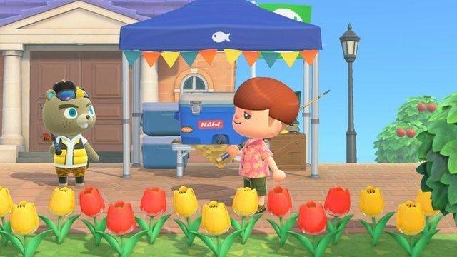 【あつ森】今作の花の色、毒々しくてなんかキツくない?【どうぶつの森 まとめ】(どうぶつの森まとめ速報)