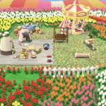 【ポケ森】桜背景、もう少し早く発売してくれればいいのに…いつも遅いよね?【どうぶつの森 まとめ】(どうぶつの森まとめ速報)