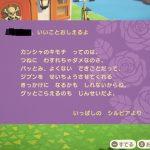【どうぶつの森】住人からの手紙ってけっこう心に響くよね。(色んなまとめ)