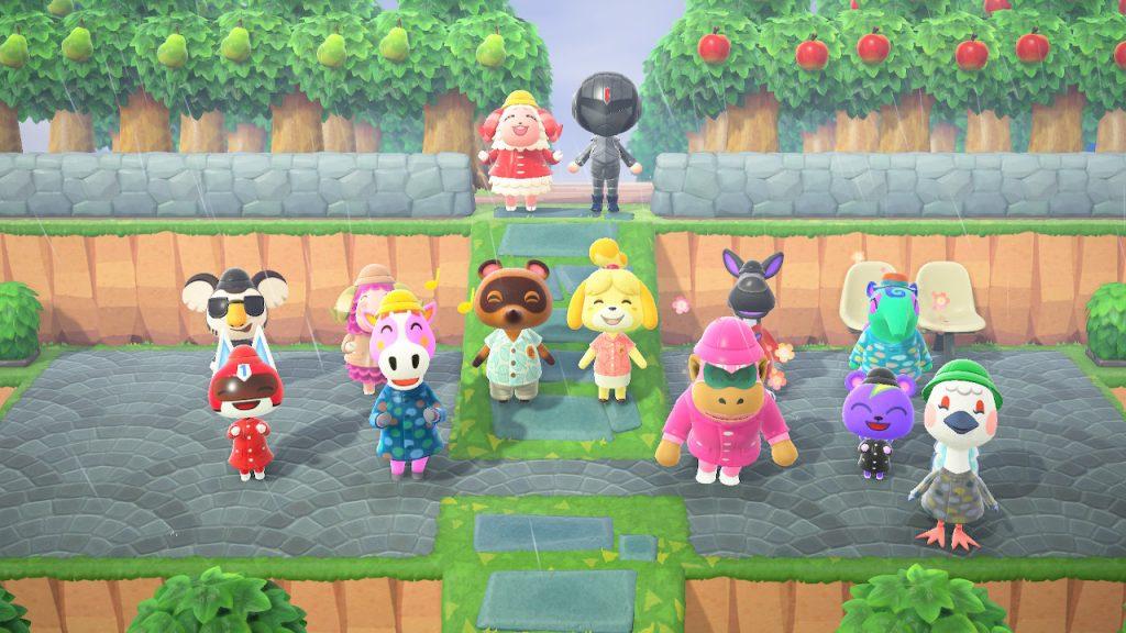 【どうぶつの森】果樹園できた!(色んなまとめ)