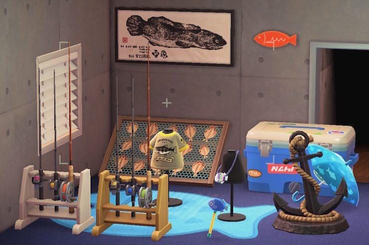 【どうぶつの森】釣り大会で貰える家具どんだけ色違いあんの?(色んなまとめ)