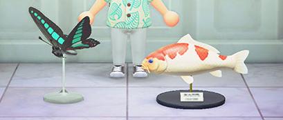 【どうぶつの森】魚の模型しょぼいのは○○が作ってる説(色んなまとめ)