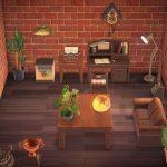 【どうぶつの森】焦げ茶の家具詰め込んでいっただけの部屋だけど良い…(色んなまとめ)