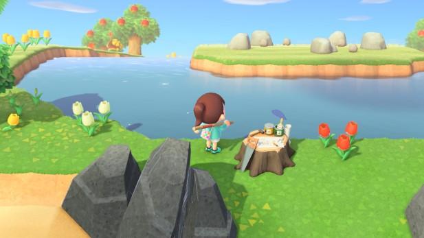 【どうぶつの森】岩場だらけの小島にどうしてもいけない離島!?(色んなまとめ)