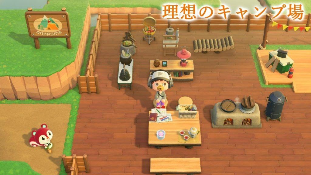 【あつ森】島整備もいよいよ中盤!理想的なキャンプ場が出来ました!【あつまれどうぶつの森】(みねっと)