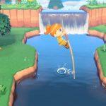 【あつ森】オシャレな滝のアレンジ!でも一つ気になる点が…【どうぶつの森 まとめ】(どうぶつの森まとめ速報)