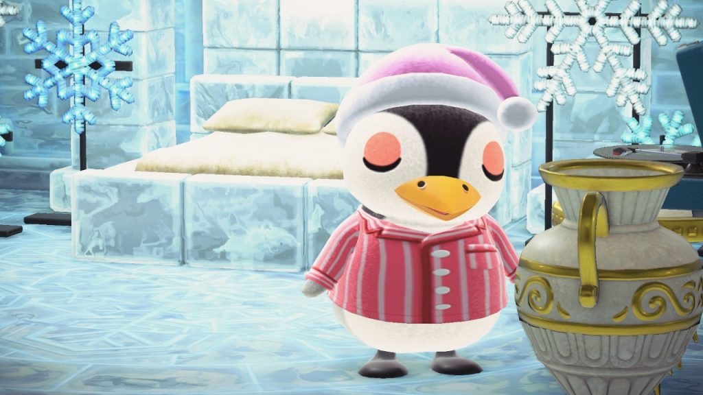 【どうぶつの森】ペンギンの下っ腹もすごーく触りたくなる(色んなまとめ)