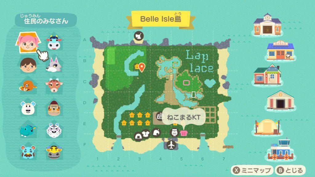 【どうぶつの森】島にラプラスを描いた天才現る!【ポケモン】(色んなまとめ)