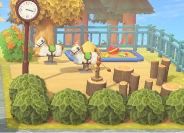 【どうぶつの森】住人たちが公園で遊んでくれないかな?(色んなまとめ)