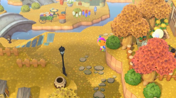 【あつ森】この島、地形と橋の使い方のセンスが素晴らしい!【良センス】(色んなまとめ)