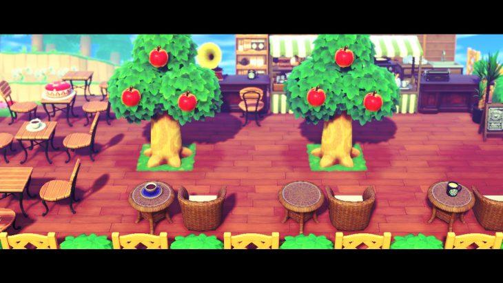 【あつ森】カフェに隙間なく置けるテーブル使いたいんだけど、いいのないかな?(色んなまとめ)