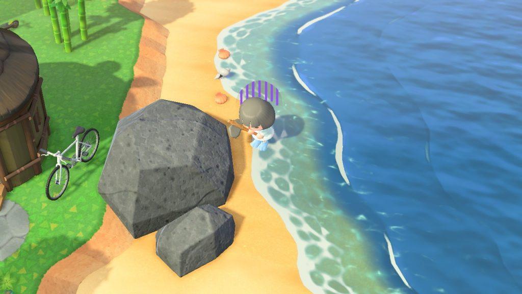 【あつ森】みんなの島には邪魔岩ある?邪魔岩の良い活用方法も(色んなまとめ)