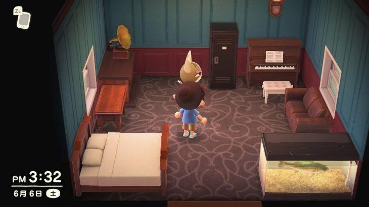 【あつ森】今作オススメの部屋の住人っている?【画像有】(色んなまとめ)