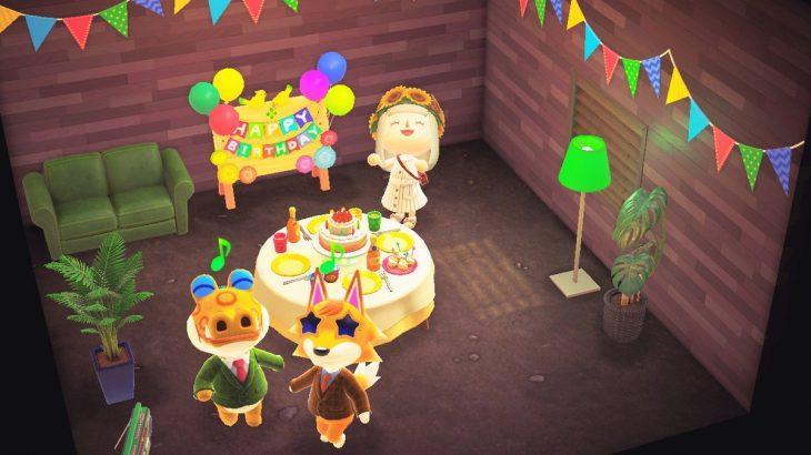 【あつ森】6月9日はアルベルトくんの誕生日!おめでとうー!!(色んなまとめ)