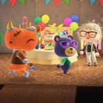 【あつ森】6月17日はスクワットも誕生日!おめでとうー!!(色んなまとめ)