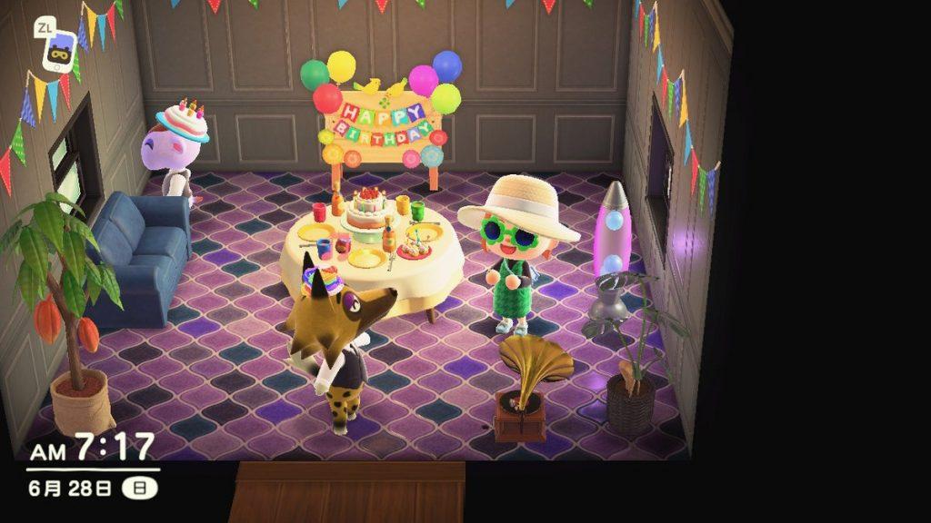 【あつ森】6月28日はやさおの誕生日☆おめでとうまとめ(色んなまとめ)