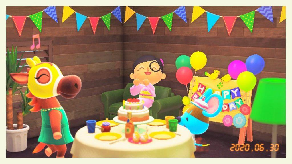 【あつ森】6月30日はブロッコリーの誕生日!おめでとうまとめ☆(色んなまとめ)
