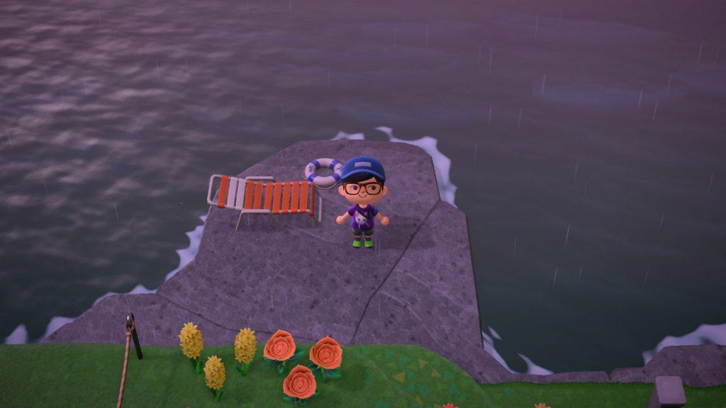 【あつ森】島の北側にある岩の地形ってみんな活用してる?(色んなまとめ)