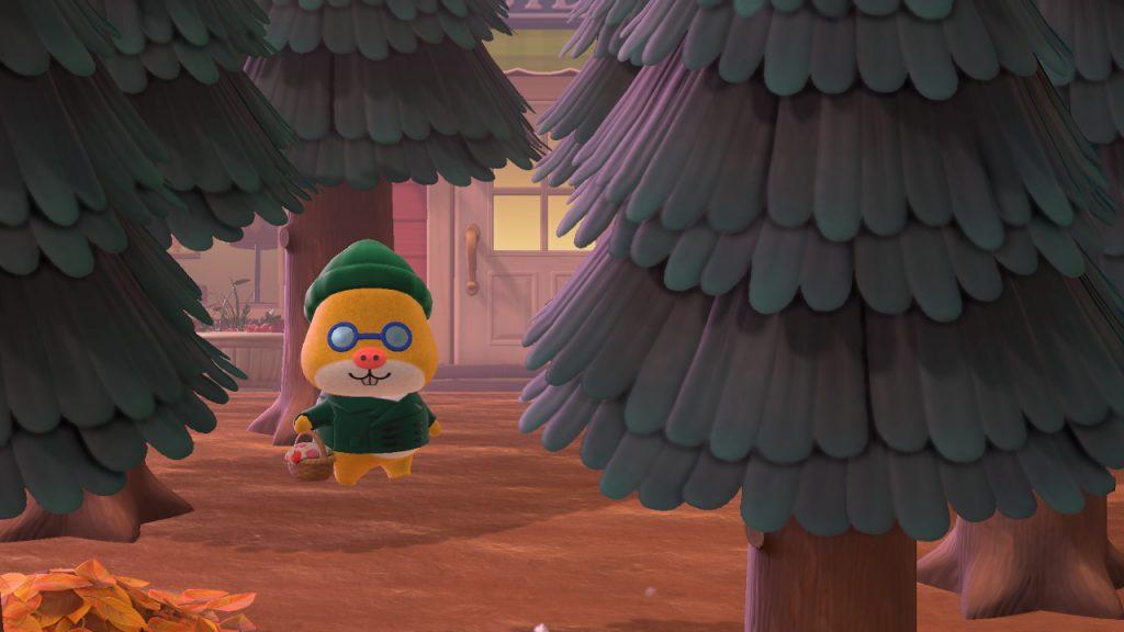 【あつ森】冬のグラハム、ですぞ【南半球】(色んなまとめ)
