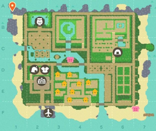 【あつ森】直線的な島づくりしかできない→自分と同じ島とは思えん…(色んなまとめ)