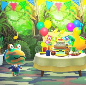 【あつ森】フルメタルが今日誕生日だけど似合いそうなプレゼントないかな?(色んなまとめ)