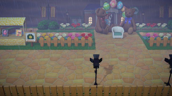 【あつ森】飛行場と案内所の間に広場を作りたいんだけどみんなどうしてる?【良センス】(色んなまとめ)