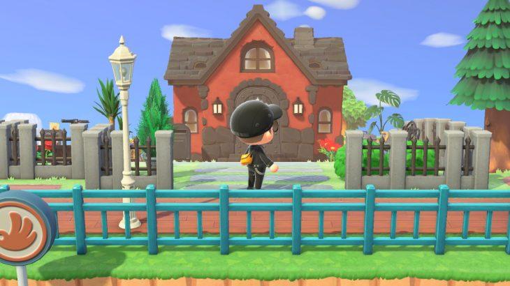 【あつ森】自分の家の庭に合いそうな赤か黒っぽい家具教えてほしい(色んなまとめ)