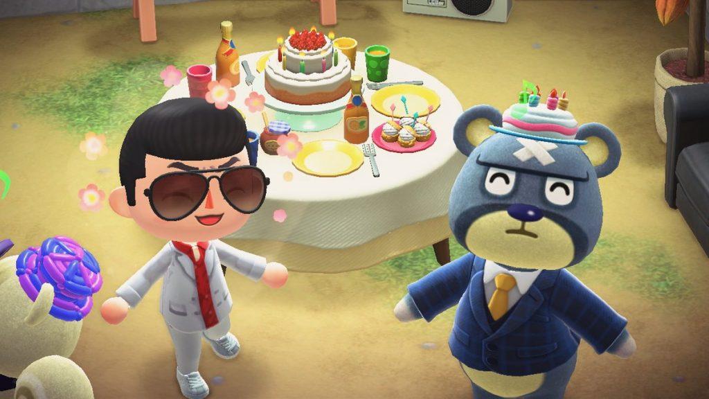 【あつ森】7月1日はガンテツの誕生日!おめでとうー!!(色んなまとめ)