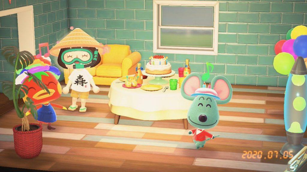 【あつ森】7月5日はピースの誕生日!おめでとうまとめ☆(色んなまとめ)