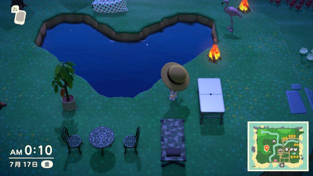 【あつ森】島クリで池とか元の形に戻せないことある?(色んなまとめ)