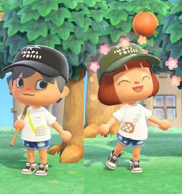 【あつ森】好きな子供服ブランドがあつ森マイデザ出してた!(色んなまとめ)