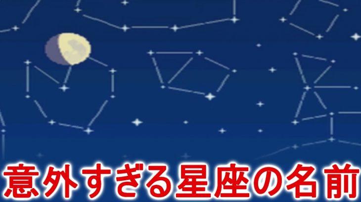 【中古のおい森】作られた星座の名前が予想外すぎた!?【おいでよどうぶつの森】(みねっと)
