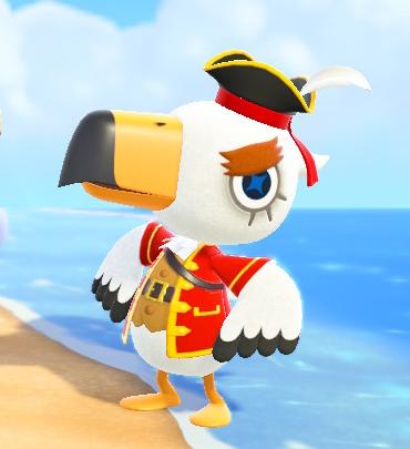 【あつ森】海賊ジョニーのつうしんそうち返さなかったら○○になるんだな(色んなまとめ)