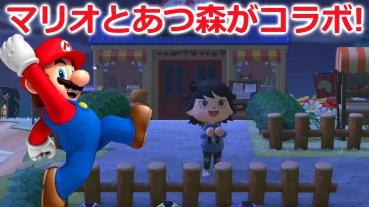 【あつ森】マリオとコラボ!?任天堂家具が追加決定!フォーチュンクッキー来るか!?【あつまれどうぶつの森】(みねっと)