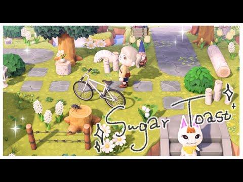 【あつ森】さらに進化したシュガートース島!変わった部分やこだわった部分をお散歩しながら紹介♩*.:【あつまれどうぶつの森/Animal Crossing】【実況/くるみ/しゃちく/しゃちくるみ】(くるみ)