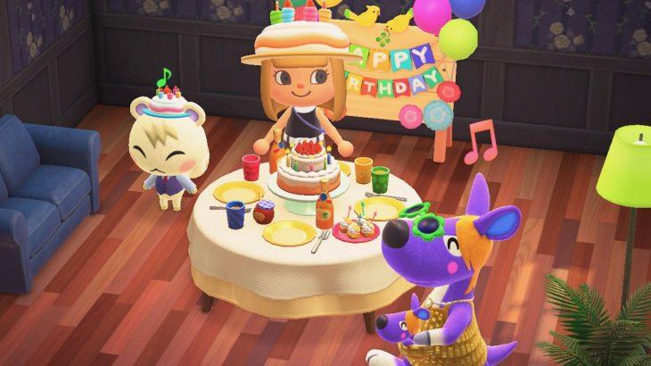 【あつ森】今日はジュンの誕生日!おめでとう☆(色んなまとめ)