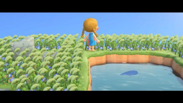 【あつ森】9月になって島の雰囲気もすっかり秋模様(色んなまとめ)