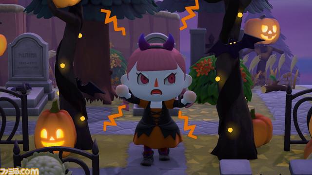 【あつ森】ハロウィン終わっちゃった…祭りの後みたいで淋しいね。ハロウィン飾り片付けしなきゃ…(色んなまとめ)