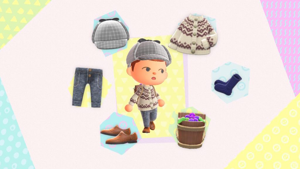 【あつ森】どうぶつたちが秋冬物の衣装くれるようになった(色んなまとめ)
