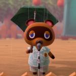 【あつ森】現実と連動してるみたいに雨降ることあるよね(色んなまとめ)