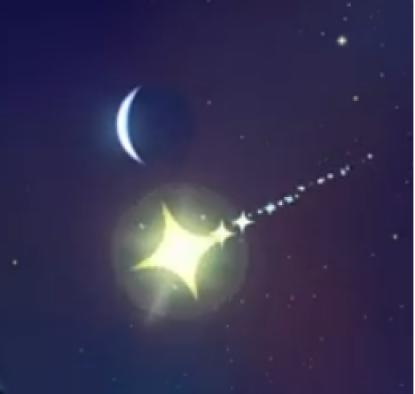 【あつ森】ようやくしずえさんが流星群のアナウンスしてくれた!(色んなまとめ)