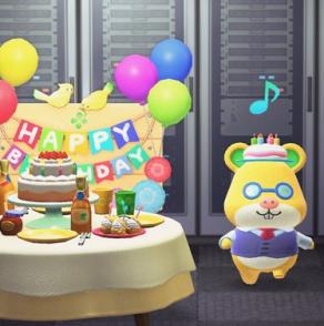 【あつ森】住民にの誕生日に何あげてる?(色んなまとめ)