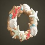 【あつ森】住民が飾ってた貝殻のリースが9/1になったら消えた!?夏が終わったから??(色んなまとめ)